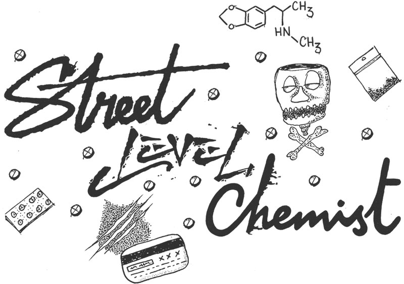 street level chemist composition