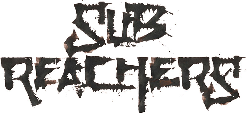 sub reachers lettering