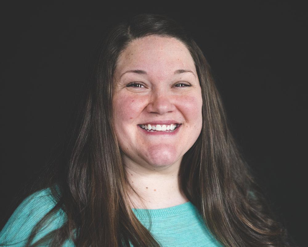 Jeanette Weston - Sunday Service Coordinator