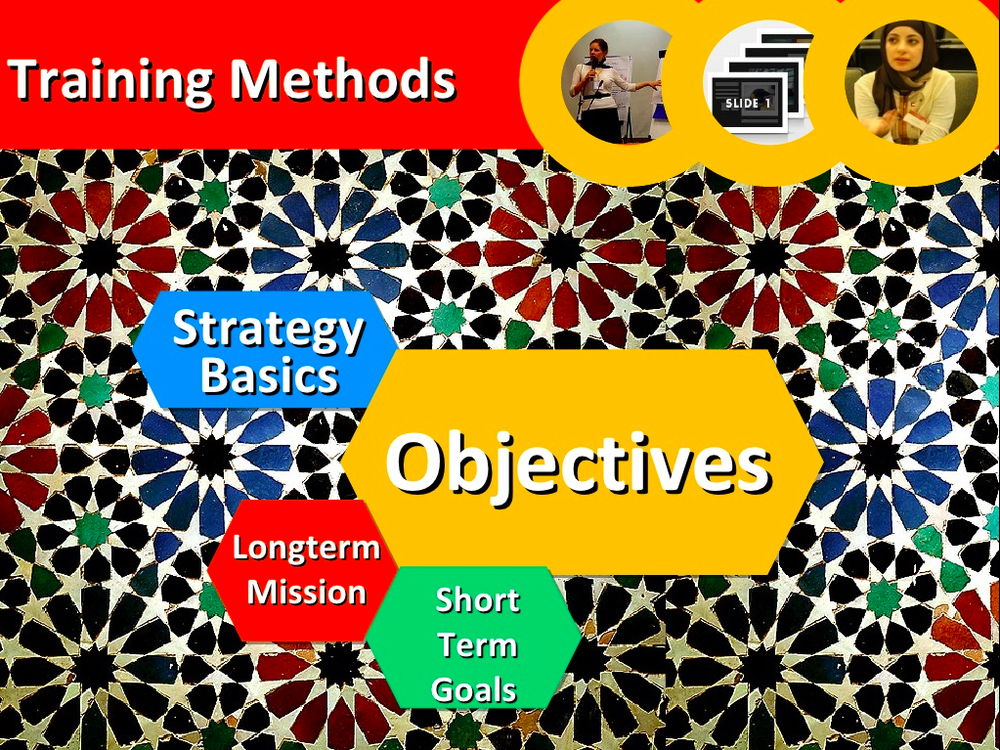 Activism Training (2011) - I created this slide deck for a half-day digital activism training that I conducted in Beirut for activists from around the Middle East.