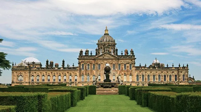 Castle Howard - Castle Howard is one of Britain's finest stately homes,situated just outside York in the Howardian Hills, an area of outstanding natural beauty. You may know for it being featured on TV and film including Brideshead Revisited and Death Comes to Pemberley. This summer Castle Howard has a packed programme of events, such as The Proms, UB40 concert and a fun friendly Dog Festival! You'll be in for a treat this summer!