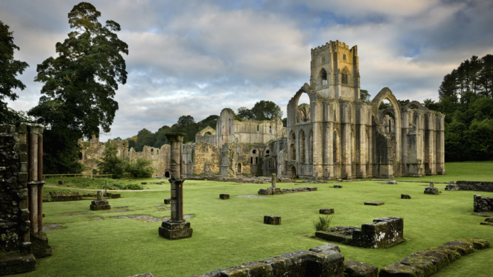 Fountains Abbey - Fountains Abbey is one of the largest and best preserved ruined monasteries in the north of England. It is located just down the road from Ripon and is a must visit destination on a summers day. Join the National Trust team during August and head pond dipping and discover the extraordinary world beneath the still water ponds in the gardens. Alternatively, you can experience a guided tour around this World Heratige site or try your hand at bee keeping!