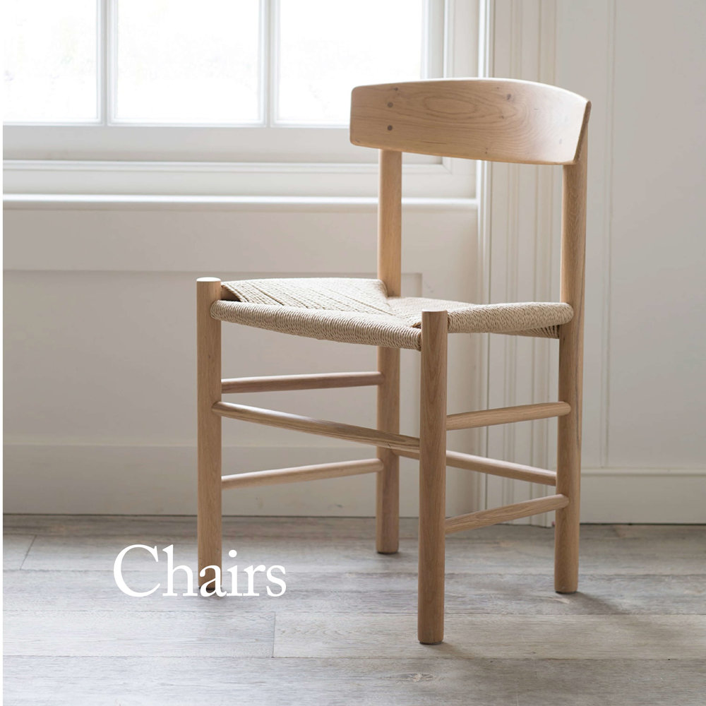 Chairs | Coates & Warner