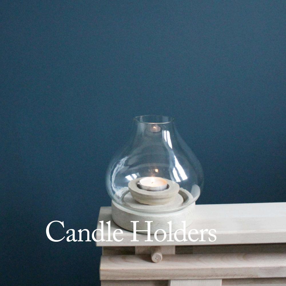 Candle Holders | Coates & Warner