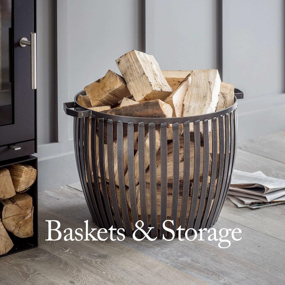 Baskets & Storage | Coates & Warner