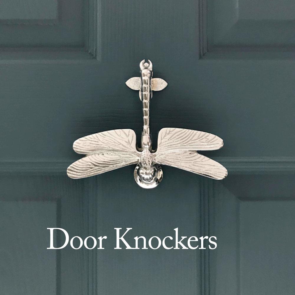 Door Knockers | Coates & Warner