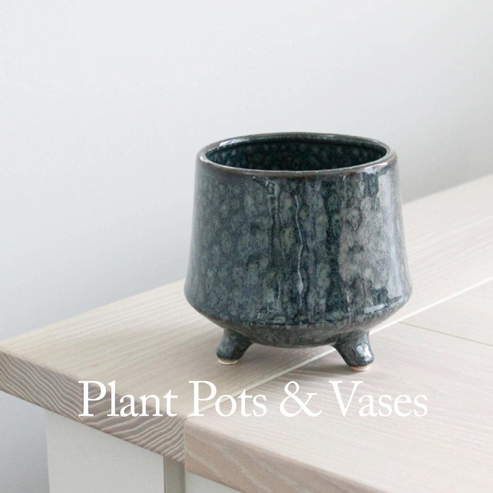 Plant Pots & Vases | Coates & Warner