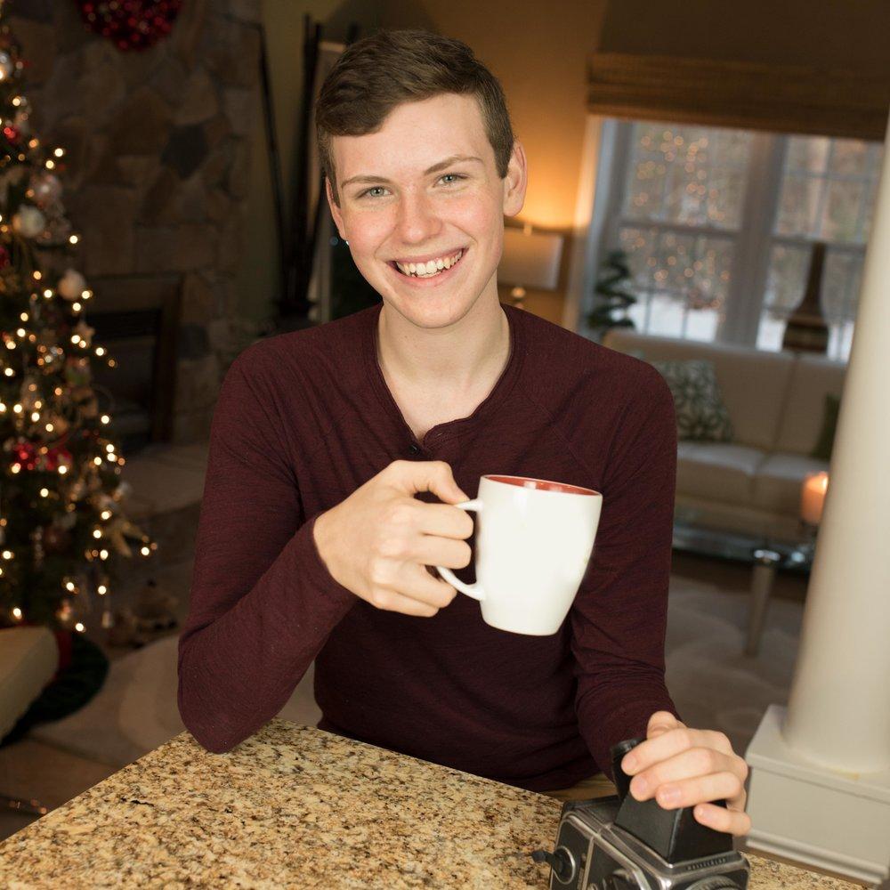 Chris Cardone - Studio Manager & Writer!