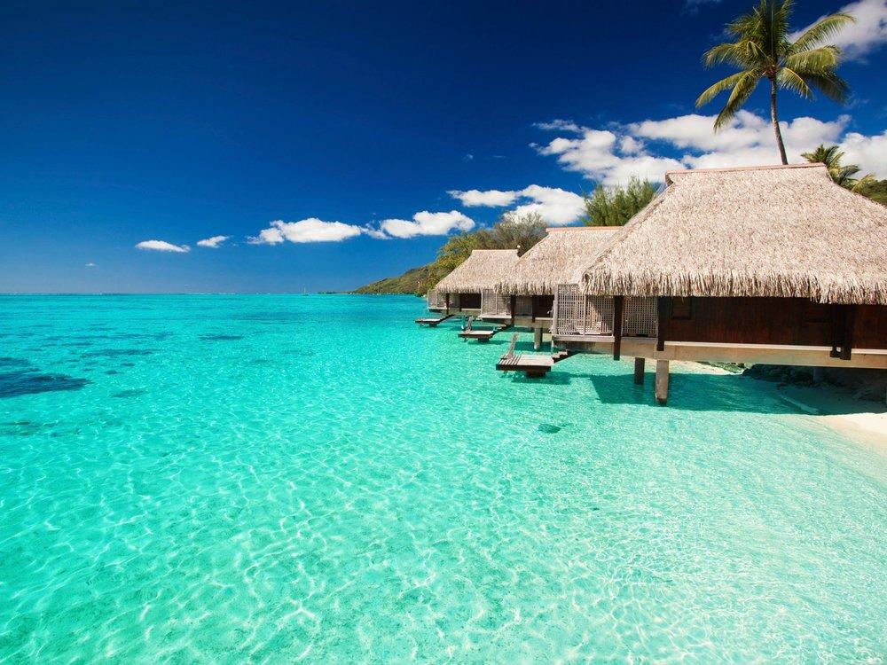 Thinkstock / Bora Bora