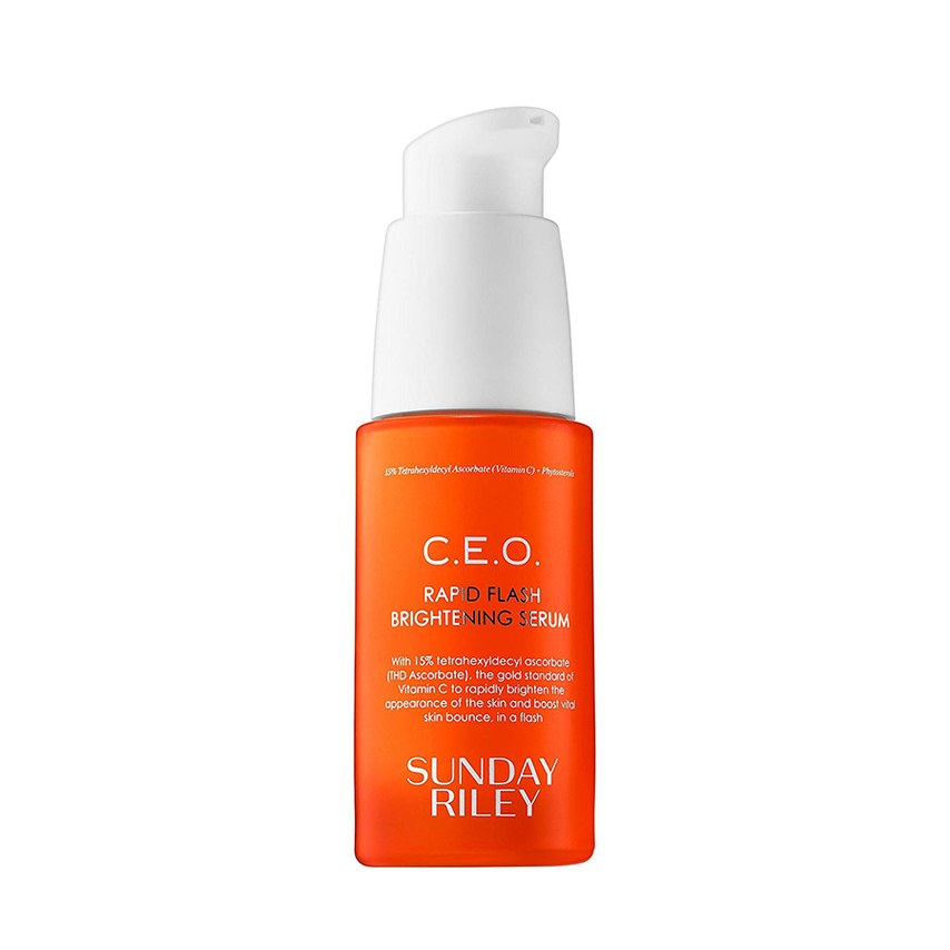 Sunday Riley Brightening Serum - I LOVE Sunday Riley, their serums are amazing and during this sale, the price of this one is a STEAL.