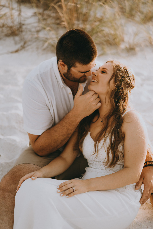 Sandbar Resturant Beach Wedding-Anna Maria Island-Atlea and Carter-576.jpg
