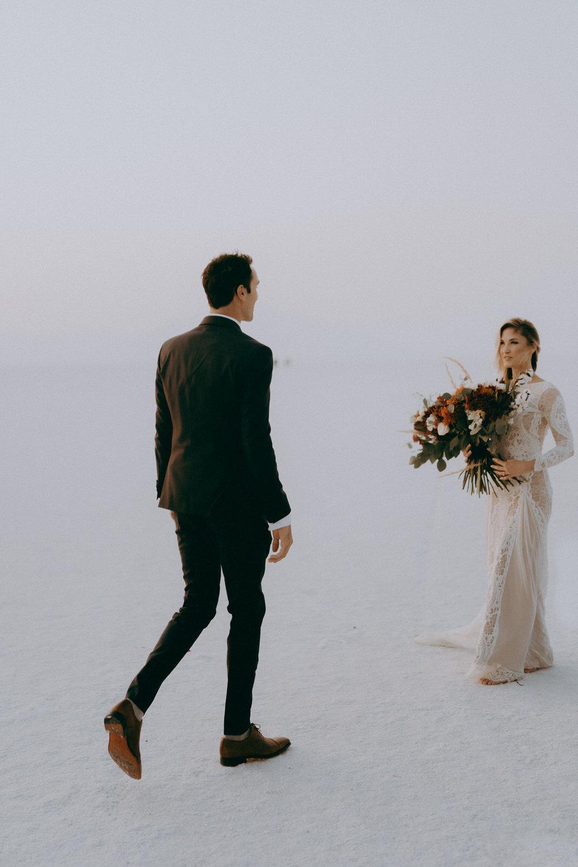 Bonneville Salt Flats Elopement- Utah Elopement Adventurous Wedding Photographer-95.jpg