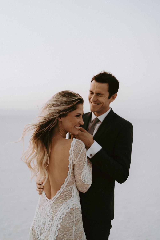 Bonneville Salt Flats Elopement- Utah Elopement Adventurous Wedding Photographer-227.jpg