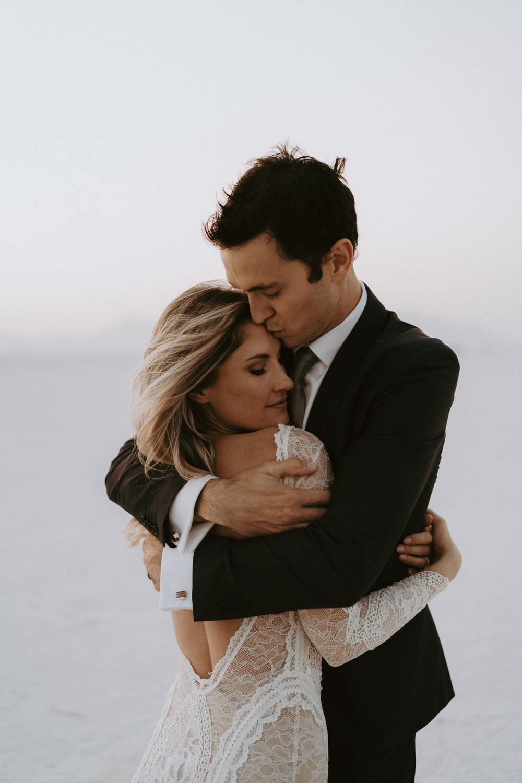 Bonneville Salt Flats Elopement- Utah Elopement Adventurous Wedding Photographer-233.jpg