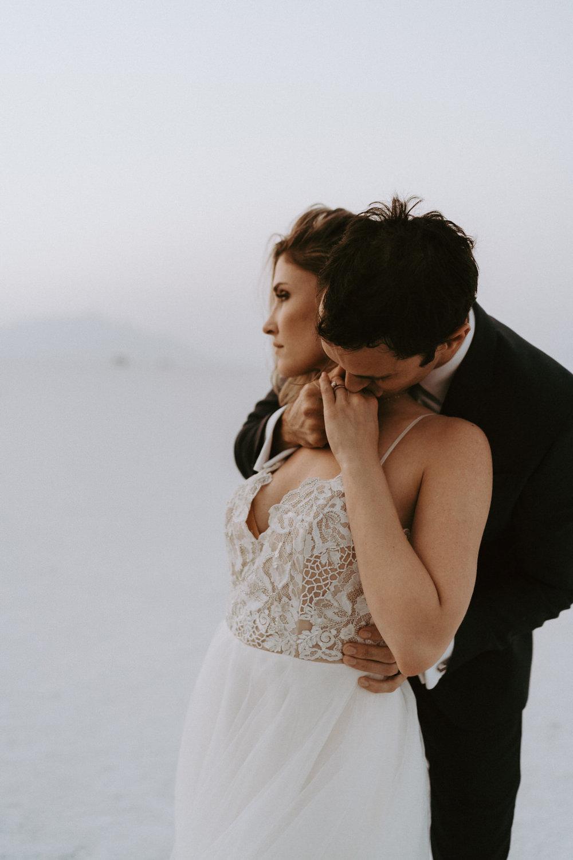 Bonneville Salt Flats Elopement- Utah Elopement Adventurous Wedding Photographer-525.jpg