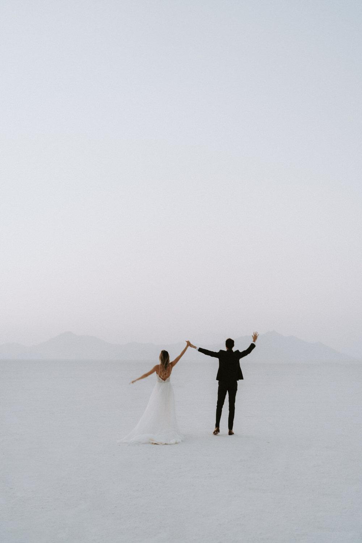 Bonneville Salt Flats Elopement- Utah Elopement Adventurous Wedding Photographer-569.jpg