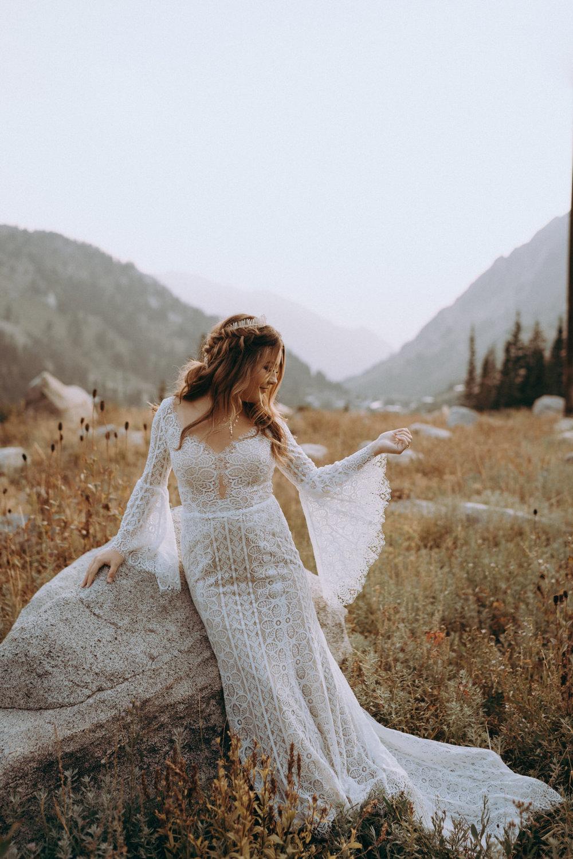 Albion Basin Utah Boho Elopement- Utah Elopement Photographer- Hanna and Montana-399.jpg