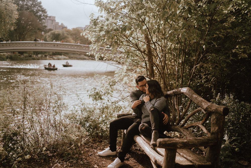 Central Park Engagement Photos-Bow Bridge-Michelle Gonzalez Photography-Alyssa and Cecilio-24.JPG
