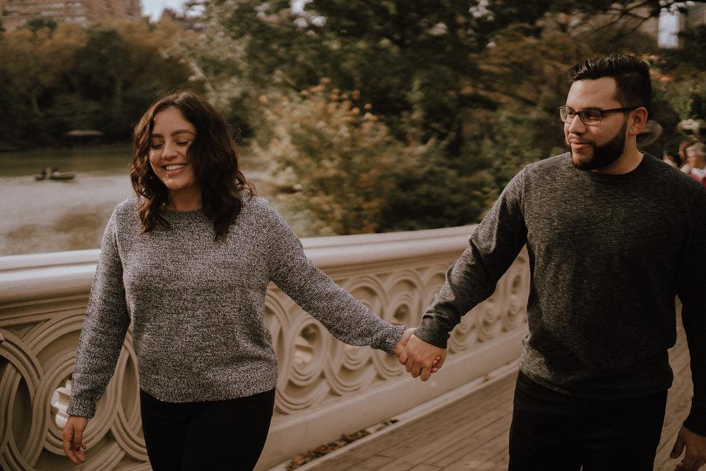 Central Park Engagement Photos-Bow Bridge-Michelle Gonzalez Photography-Alyssa and Cecilio-64.JPG