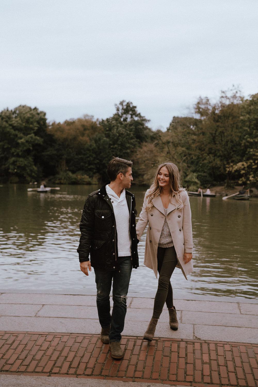 New York Engagement Photos- Bethesda Terrace- Central Park- Michelle Gonzalez Photography-41.JPG
