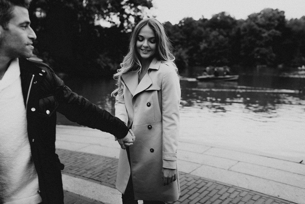 New York Engagement Photos- Bethesda Terrace- Central Park- Michelle Gonzalez Photography-53.JPG
