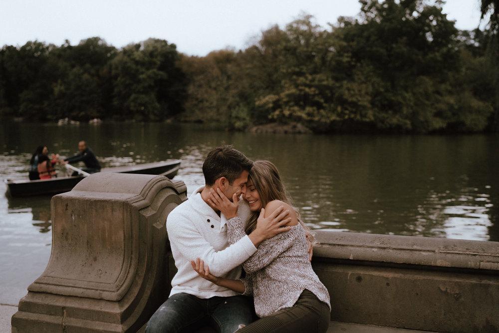 New York Engagement Photos- Bethesda Terrace- Central Park- Michelle Gonzalez Photography-82.JPG