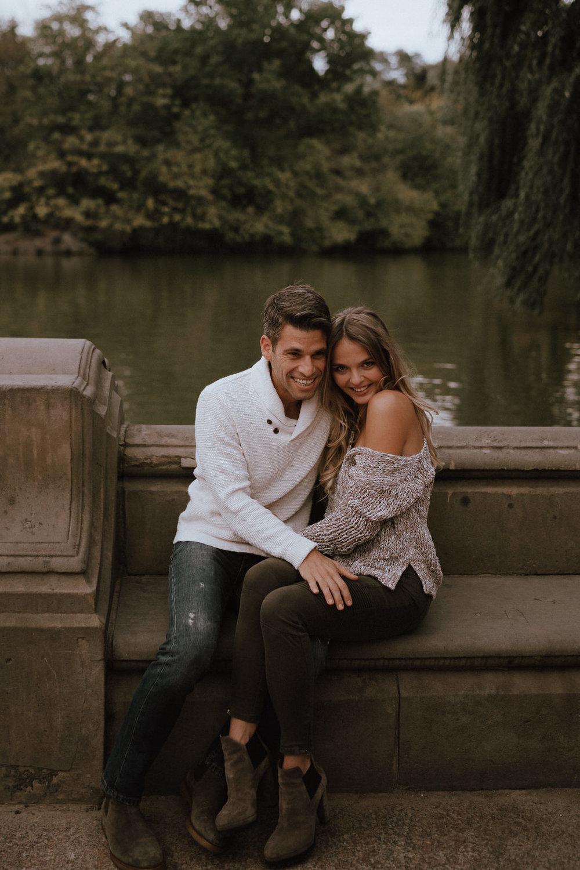 New York Engagement Photos- Bethesda Terrace- Central Park- Michelle Gonzalez Photography-133.JPG