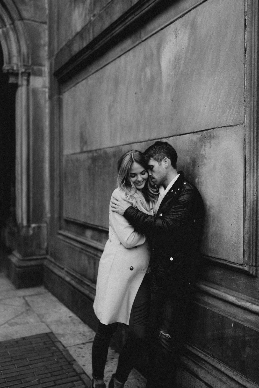 New York Engagement Photos- Bethesda Terrace- Central Park- Michelle Gonzalez Photography-180.JPG