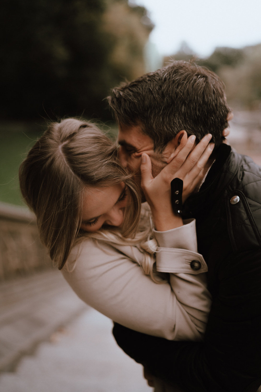 New York Engagement Photos- Bethesda Terrace- Central Park- Michelle Gonzalez Photography-246.JPG