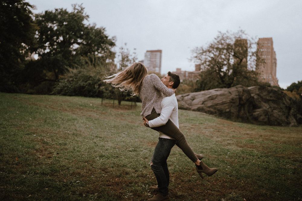 New York Engagement Photos- Bethesda Terrace- Central Park- Michelle Gonzalez Photography-285.JPG