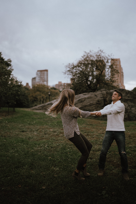 New York Engagement Photos- Bethesda Terrace- Central Park- Michelle Gonzalez Photography-416.JPG