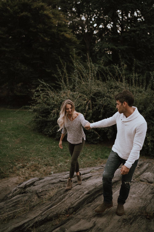 New York Engagement Photos- Bethesda Terrace- Central Park- Michelle Gonzalez Photography-419.JPG