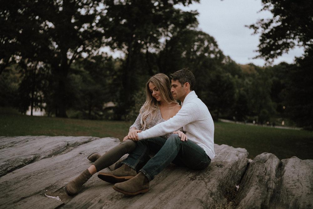 New York Engagement Photos- Bethesda Terrace- Central Park- Michelle Gonzalez Photography-453.JPG