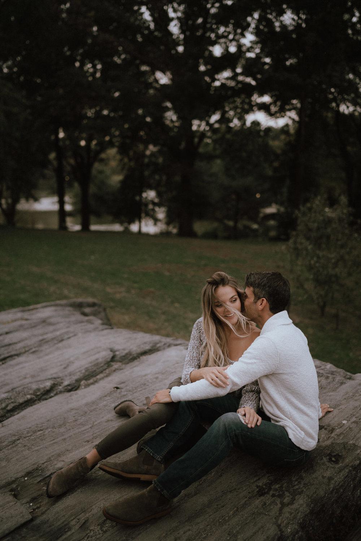 New York Engagement Photos- Bethesda Terrace- Central Park- Michelle Gonzalez Photography-472.JPG