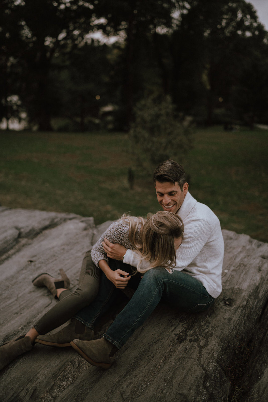 New York Engagement Photos- Bethesda Terrace- Central Park- Michelle Gonzalez Photography-488.JPG