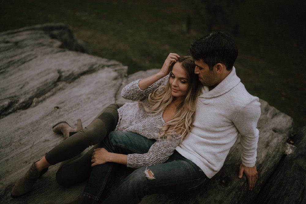 New York Engagement Photos- Bethesda Terrace- Central Park- Michelle Gonzalez Photography-495.JPG