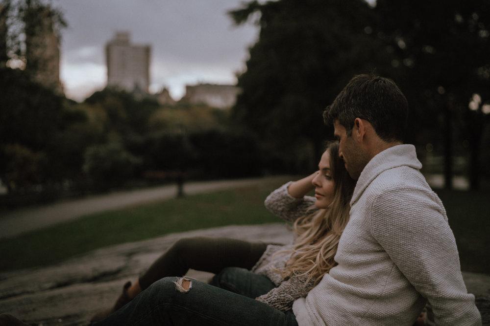 New York Engagement Photos- Bethesda Terrace- Central Park- Michelle Gonzalez Photography-497.JPG