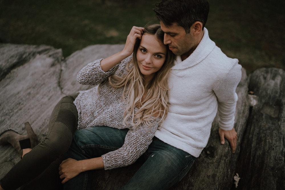 New York Engagement Photos- Bethesda Terrace- Central Park- Michelle Gonzalez Photography-505.JPG