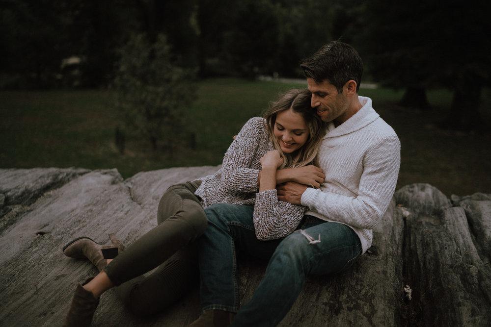 New York Engagement Photos- Bethesda Terrace- Central Park- Michelle Gonzalez Photography-517.JPG