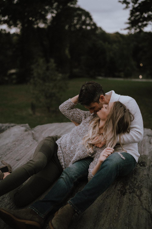 New York Engagement Photos- Bethesda Terrace- Central Park- Michelle Gonzalez Photography-541.JPG