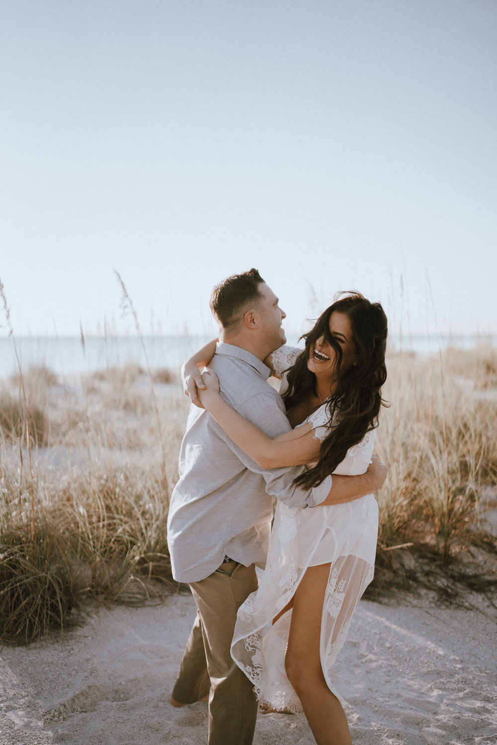 Fort Myers Engagement Photograher-Lovers Key State Park- Michelle Gonzalez Photography- Desiree and Bryan-45.JPG