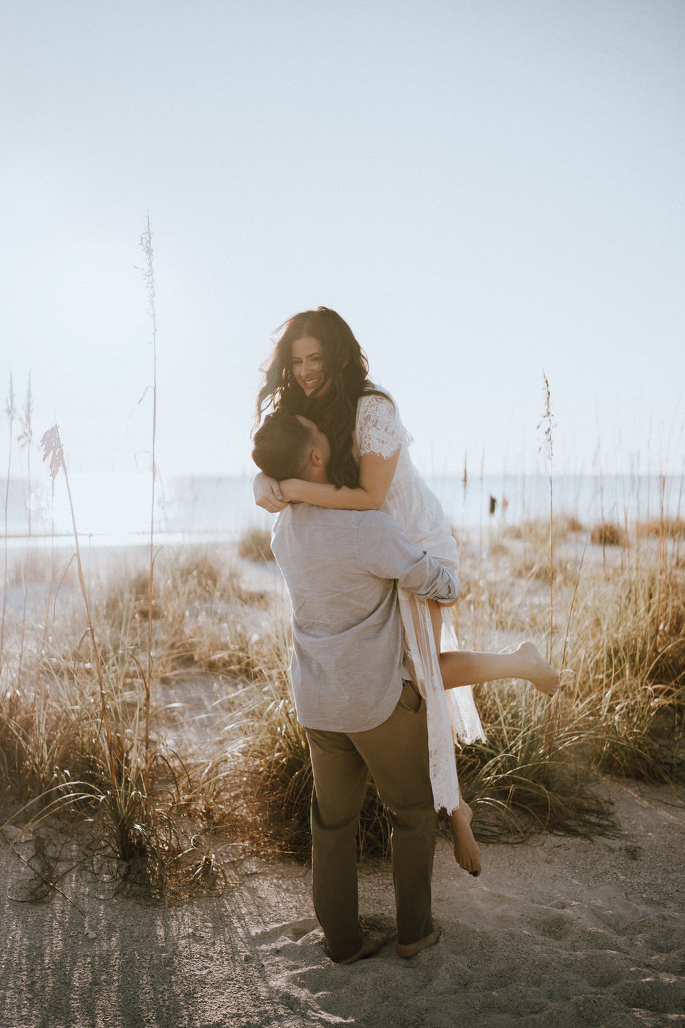 Fort Myers Engagement Photograher-Lovers Key State Park- Michelle Gonzalez Photography- Desiree and Bryan-48.JPG