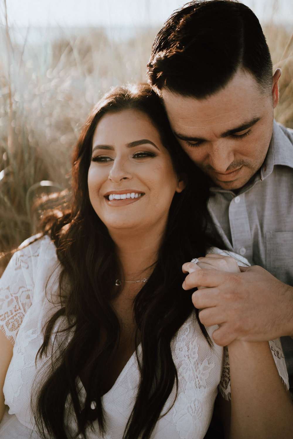 Fort Myers Engagement Photograher-Lovers Key State Park- Michelle Gonzalez Photography- Desiree and Bryan-88.JPG