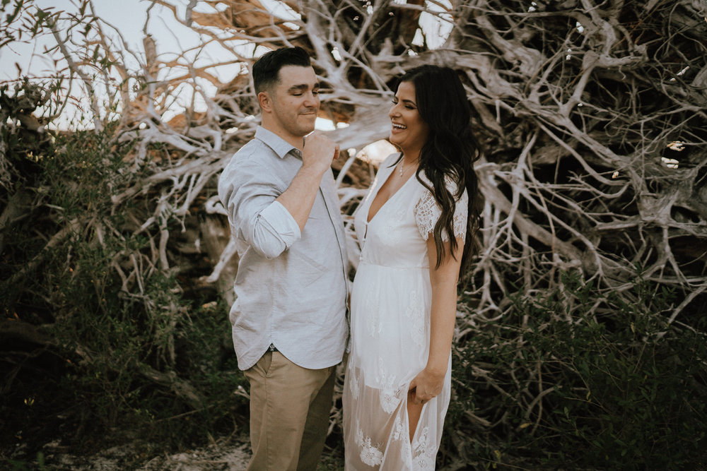 Fort Myers Engagement Photograher-Lovers Key State Park- Michelle Gonzalez Photography- Desiree and Bryan-134.JPG