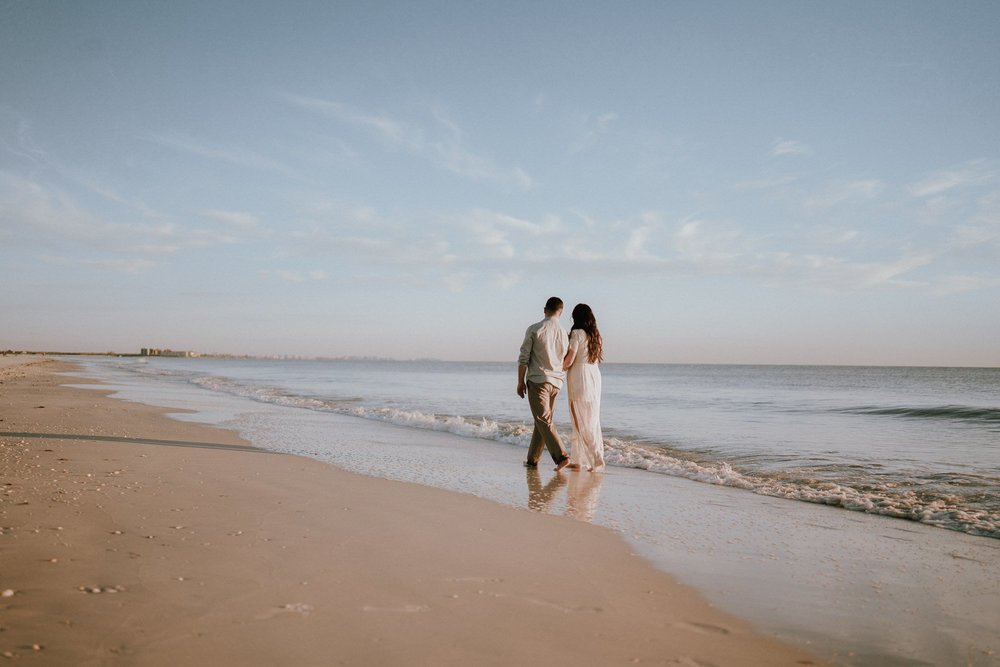 Fort Myers Engagement Photograher-Lovers Key State Park- Michelle Gonzalez Photography- Desiree and Bryan-155.JPG