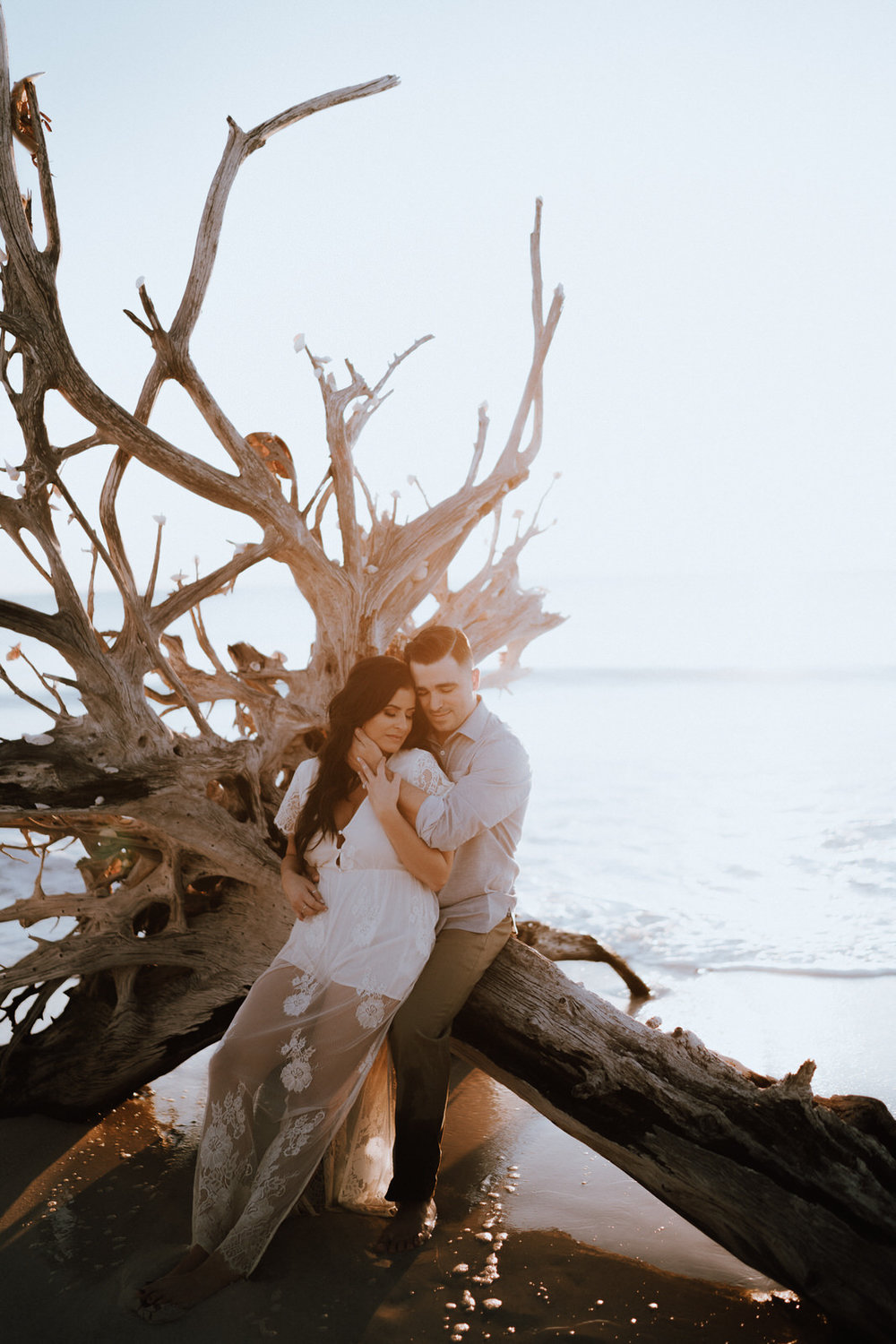 Fort Myers Engagement Photograher-Lovers Key State Park- Michelle Gonzalez Photography- Desiree and Bryan-196.JPG