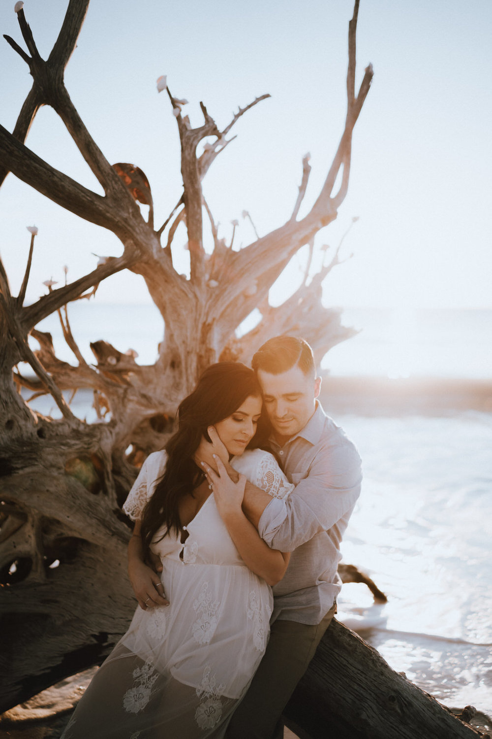 Fort Myers Engagement Photograher-Lovers Key State Park- Michelle Gonzalez Photography- Desiree and Bryan-198.JPG