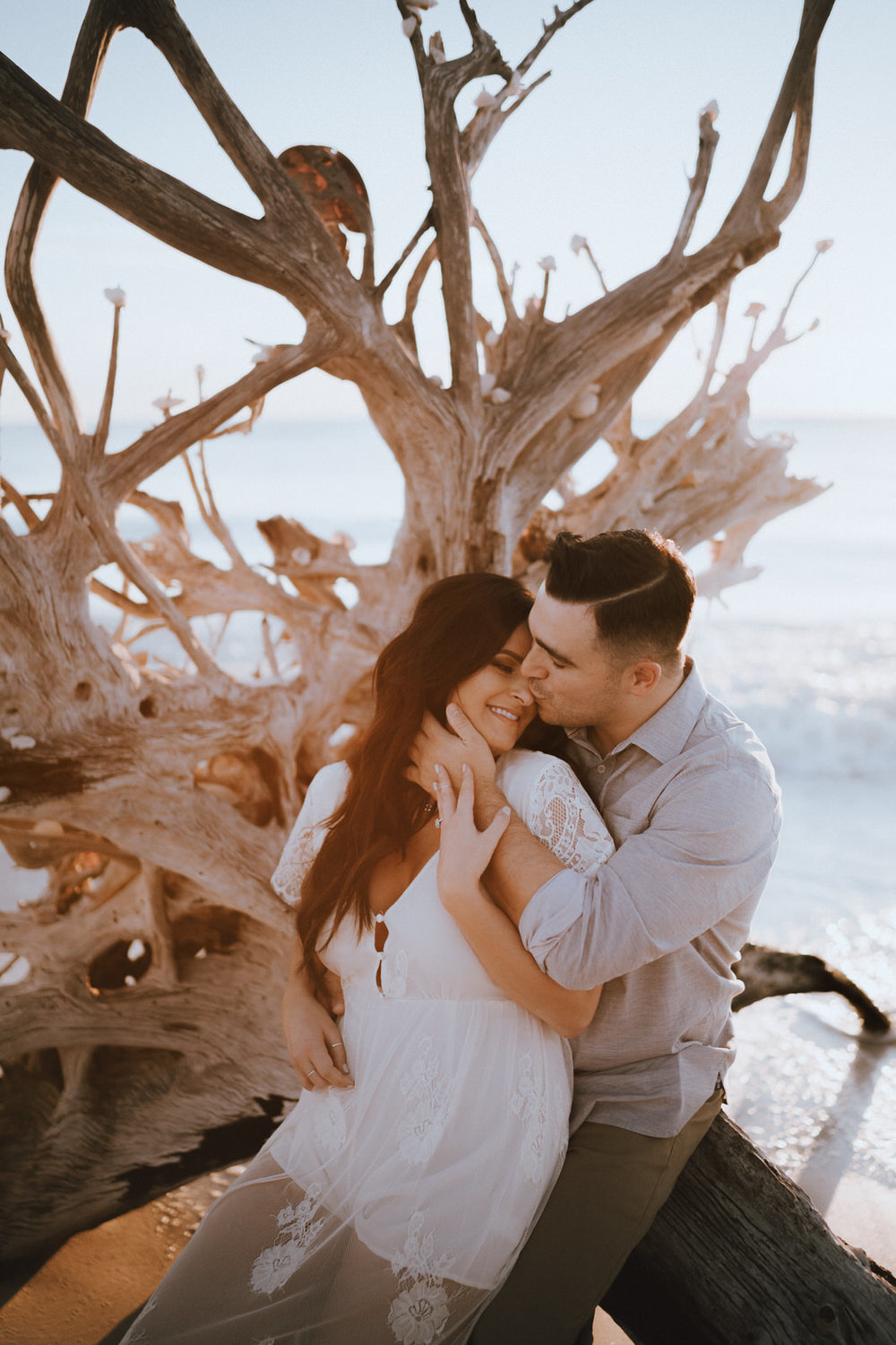 Fort Myers Engagement Photograher-Lovers Key State Park- Michelle Gonzalez Photography- Desiree and Bryan-208.JPG