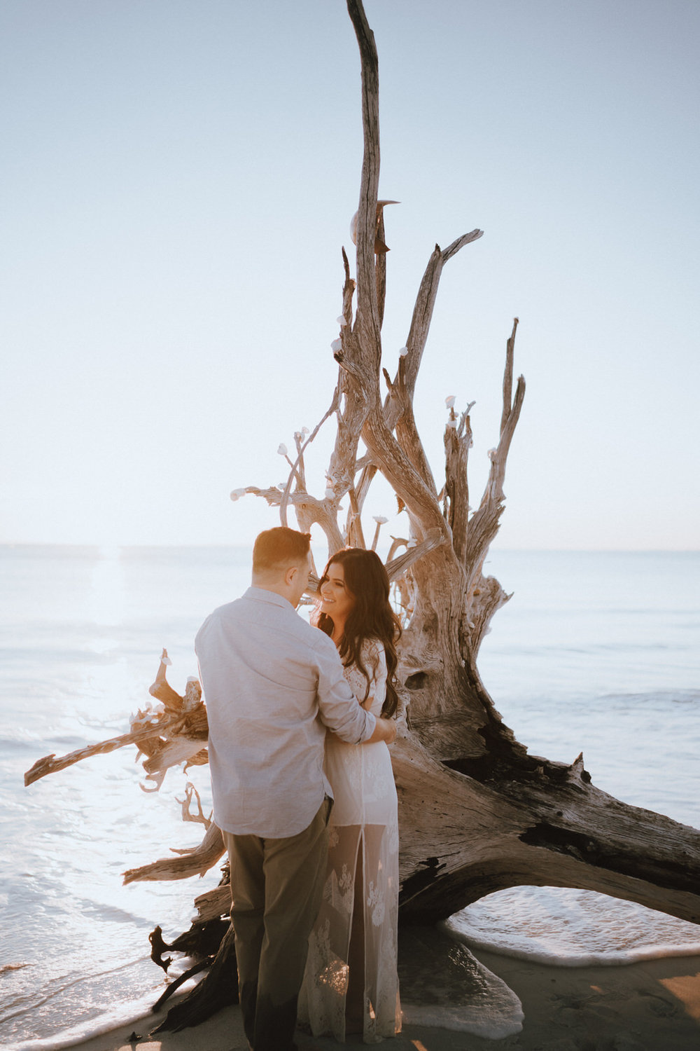 Fort Myers Engagement Photograher-Lovers Key State Park- Michelle Gonzalez Photography- Desiree and Bryan-222.JPG