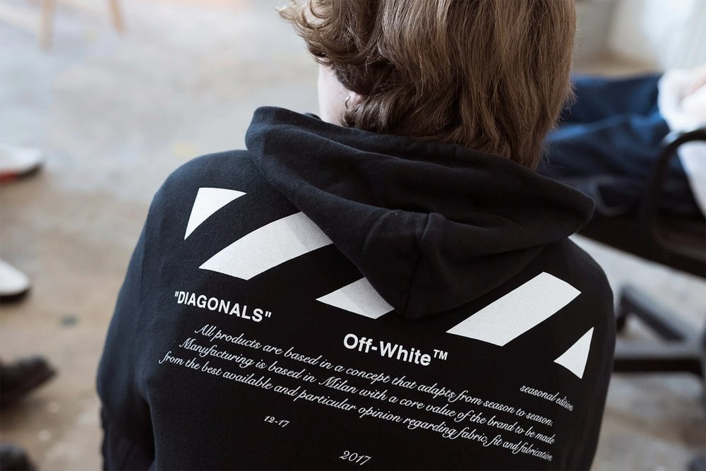 "Rumored collection from Virgil Abloh and Nike. This collection is set to have graphic t shirts and hoodies at a more ""Affordable"" price point. Off White is know for its limited premium releases. With this collection they still maintain a luxury feel and with the lower prices they are sure to bring in new customers. Are you a fan of Off White? comment below let me know what you think."